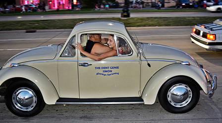 Detroit Street Party Fun - Telegraph Cruise 6