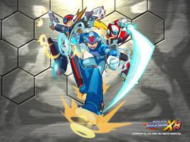 Megaman Team by MetaSlash