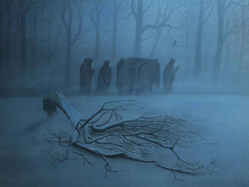 Winter by RainerKalwitz