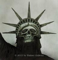 Grim Liberty by RainerKalwitz