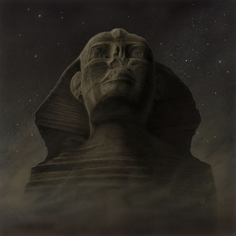 Sphinx (The Guardian) by RainerKalwitz