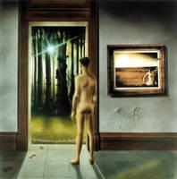 Virginal Mind by RainerKalwitz