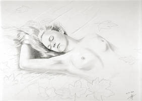 Dead But Dreaming by RainerKalwitz