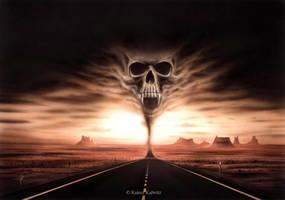 Death Valley by RainerKalwitz