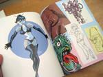 Sketchbook Pages 4 by calslayton