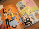 Sketchbook Pages 5 by calslayton