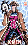 Gambit Sketch Cover