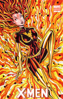 Dark Phoenix Sketch Cover 3 by calslayton