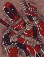Deadpool by calslayton