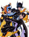 Bat Fight!