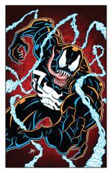 Venom Print by calslayton