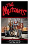 The Mutants: X-Men as The Warriors