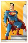 Superman Print
