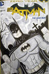 Batman Sketch Cover