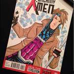 Gambit Sketch Cover Commission
