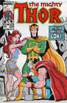 Thor #359 Recreation by calslayton