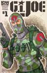 Firefly Cobra Sketch Cover by calslayton