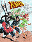 70s X-Men Commission