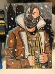 Bane Sketch Card by calslayton