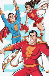 Shazam - Marvel Family