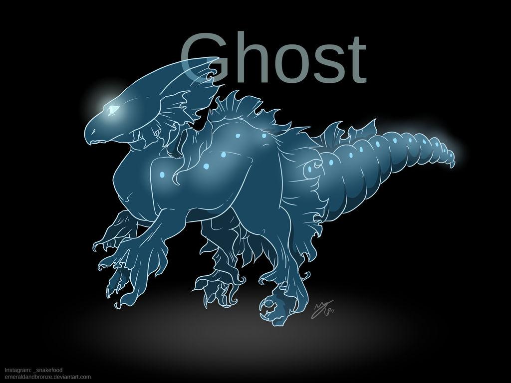 Ghost Paralogos Adopt
