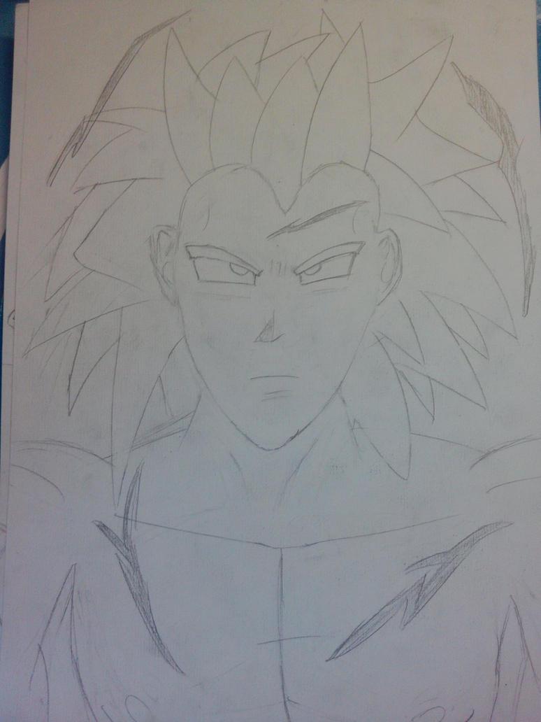 Je vous dessine [Fond de la galerie] Tentra_super_sayen_by_pythar-da3zic4