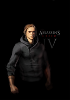 Edward Kenway Assassin's Creed IV by RockyCliffs