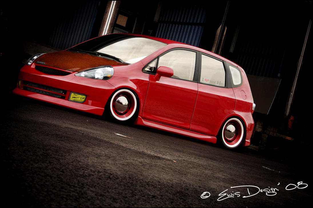 Honda Fit Lovers   LiveJournal