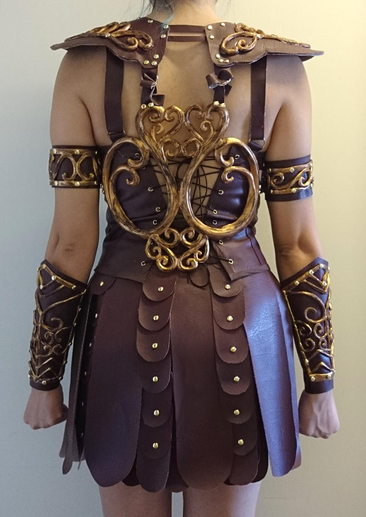 Xena costume 95 done back by lehint on deviantart xena costume 95 done back by lehint solutioingenieria Choice Image