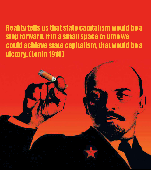 Image result for lenin capitalism