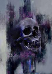 Skull by internetontheblink43