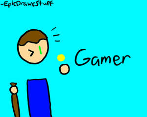 Gamer Artwork