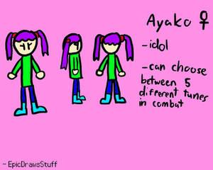 Ayako Ref