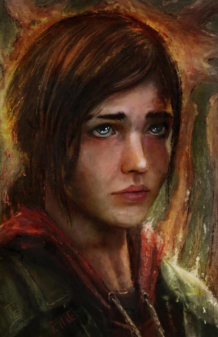 Ellie by nma-art