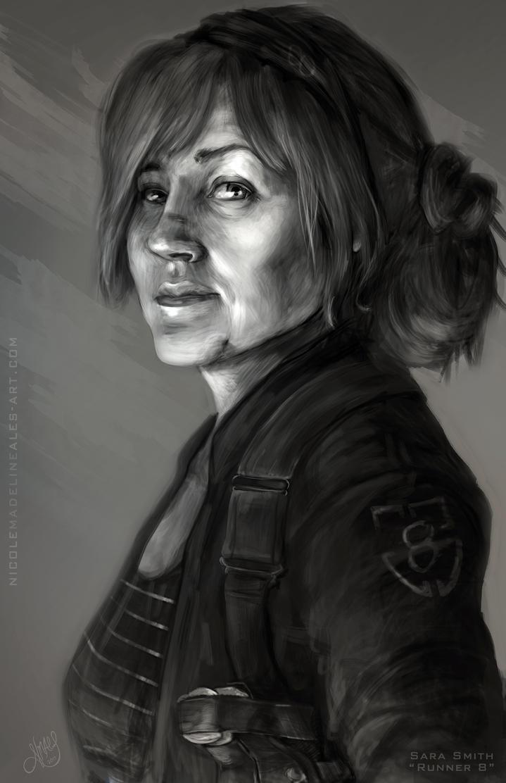 Sara Smith - Runner 8 by nma-art