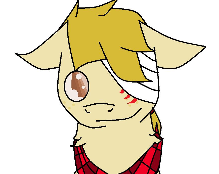 Randal Pony by KittyCreator