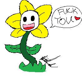 Flowey The Flower