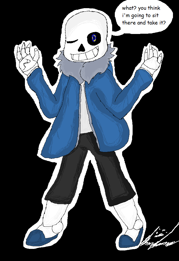You Feel Like You're Gonna Have A Bad Time. by KittyCreator