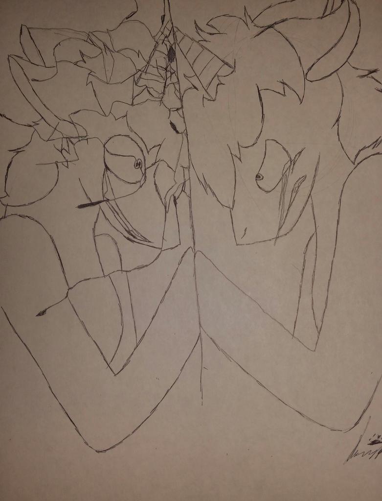 Broken Mirror by KittyCreator