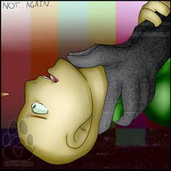 .:Not Again:. by KarsiTheDog