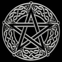 Celtic Pentagram / Pentacle by chrome-dreaming