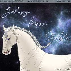 Galaxy Moon Stables