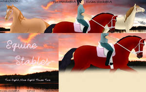 Equine Set by FreedomFlying