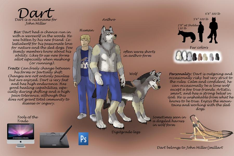 Dart Reference sheet by jmillart