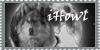 iHowl stamp by jmillart