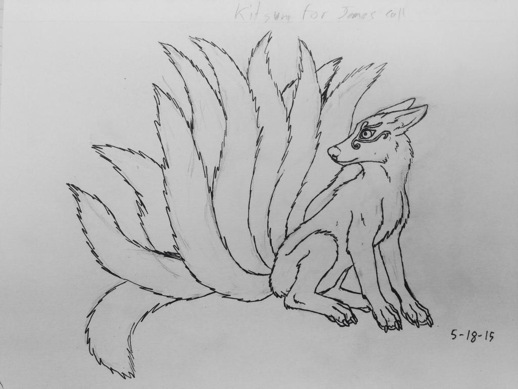 Kitsune by jmillart