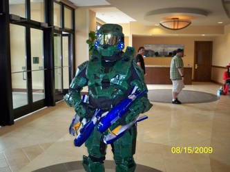 Master Chief by Angelicstubborness