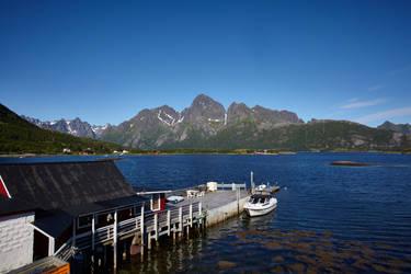 Summer in Lofoten