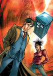 Doctor Who issue 1 cover