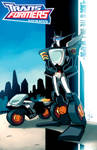 Animated Prowl G1 style